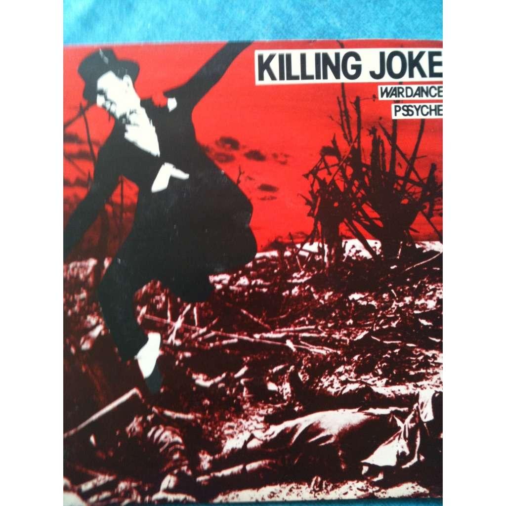 KILLING JOKE War dance