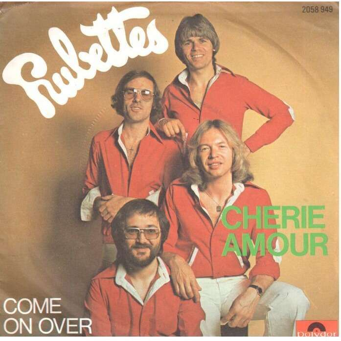 Ch 233 Rie Amour Come On Over By The Rubettes Sp With