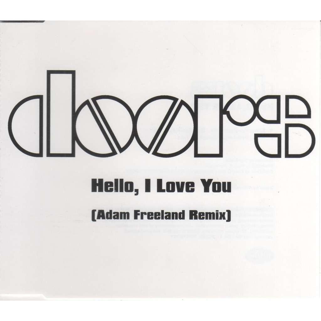 doors (jim morrison) hello I love you (promo adam freeland remix)  sc 1 st  CD and LP & Hello i love you (promo adam freeland remix) by Doors (Jim Morrison ...