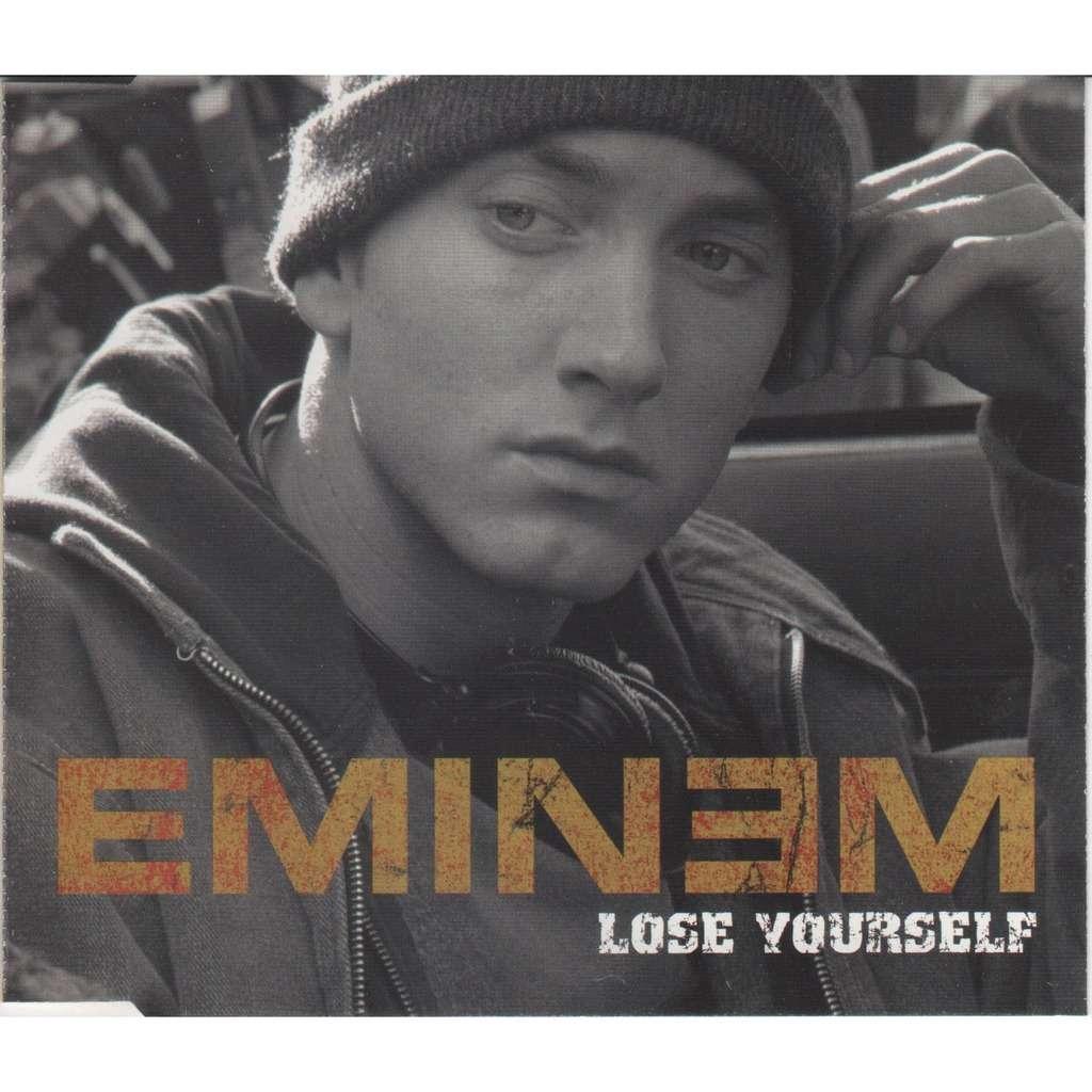 Lose yourself (promo clean version & album version) by Eminem, MCD ...