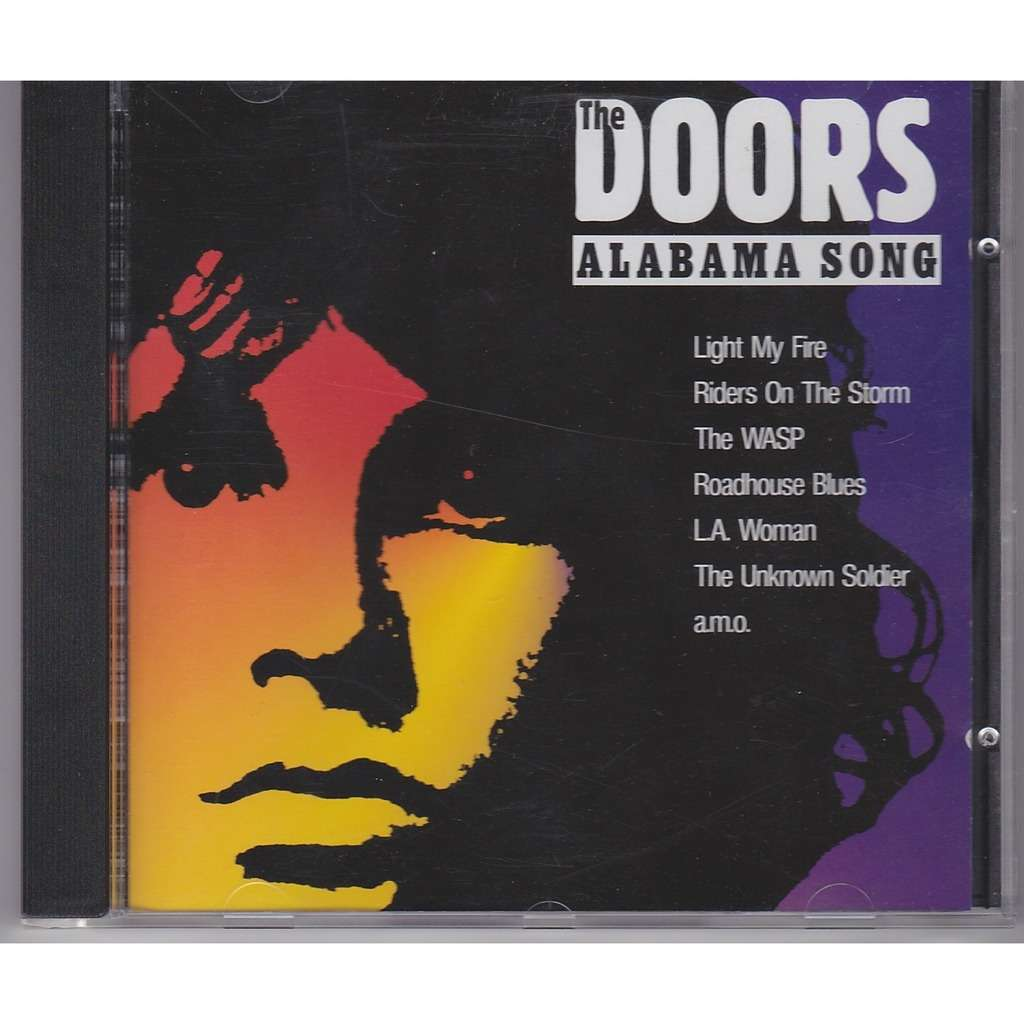 Doors Alabama song (compilation 10 tracks #un3306)  sc 1 st  CD and LP : the doors songs - pezcame.com