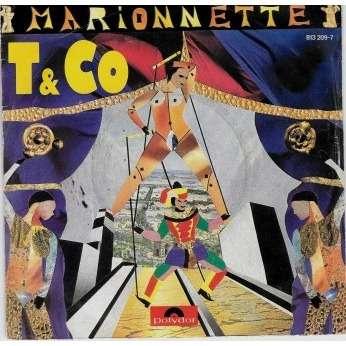 T & Co. marionnette / instru.
