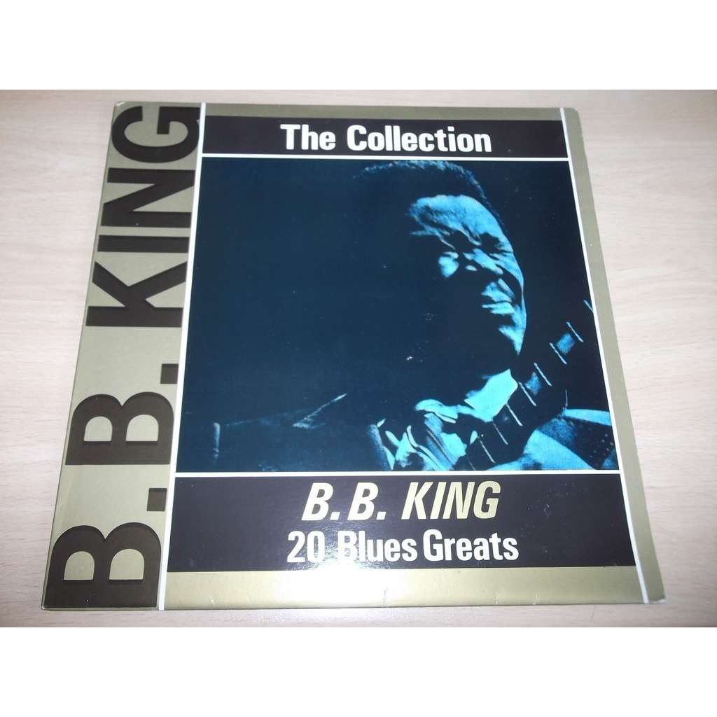 B.B.King 20 Blues Greats