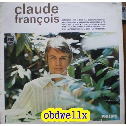 FRANCOIS Claude  N 5 - J'attendrai