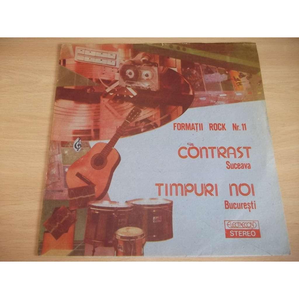 CONTRAST / TIMPURI NOI Formatii Rock Nr 11
