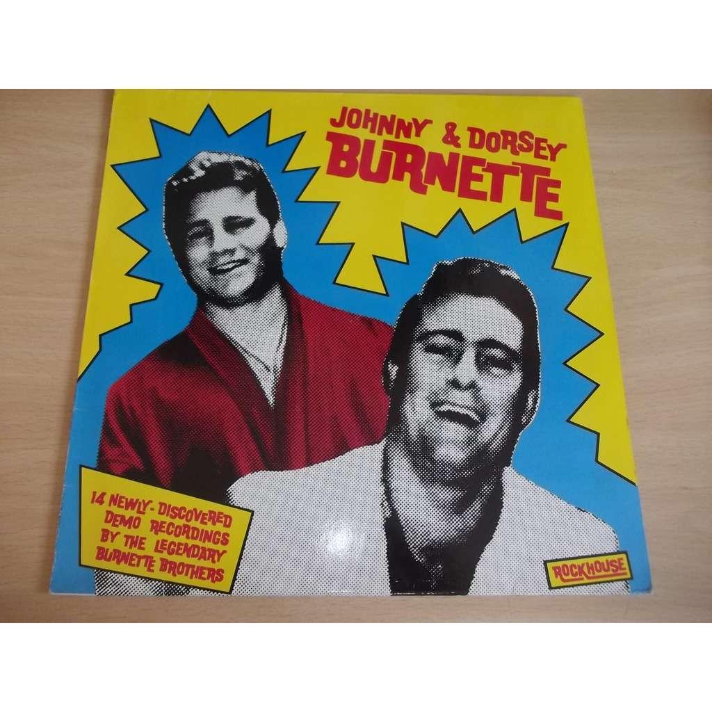 johnny & dorsey burnette 14 newly discovered....