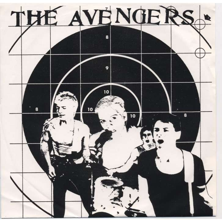 AVENGERS we are the one / i believe in me / car crash