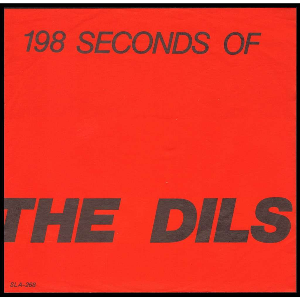dils 198 SECOND OF THE DILS - Class war - Mr Big