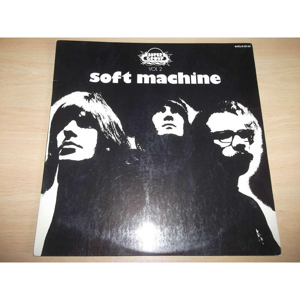 SOFT MACHINE VOL. 2