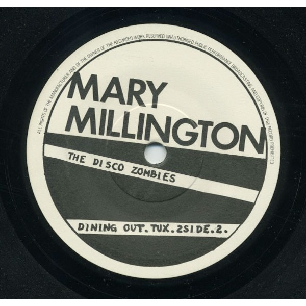 Disco Zombies Here Come The Buts / Mary Millington