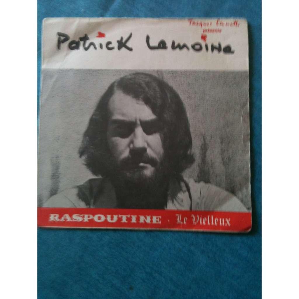Patrick LEMOINE Raspoutine