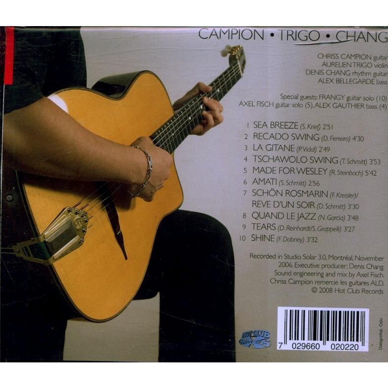 souvenirs the vintage guitar series vol 83 chriss campion