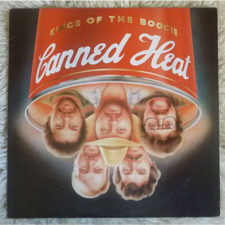 Kings Of The Boogie By Canned Heat Lp With Geminicricket