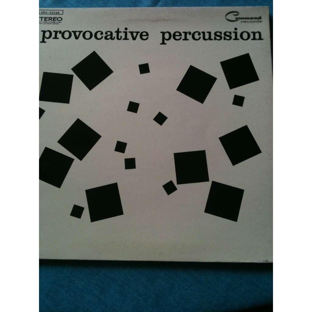 COMMAND ALL STARS Provocative percussion