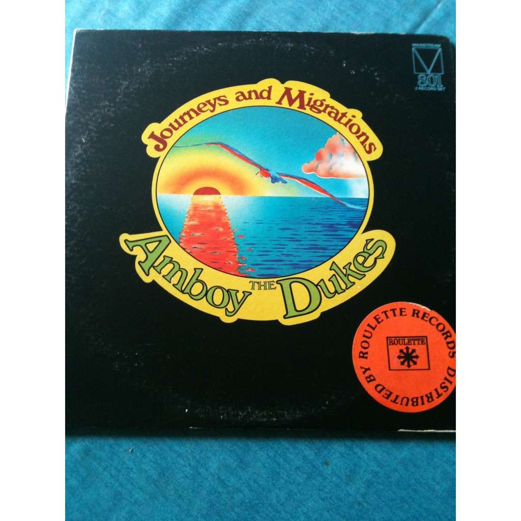 AMBOY DUKES Journeys and migrations