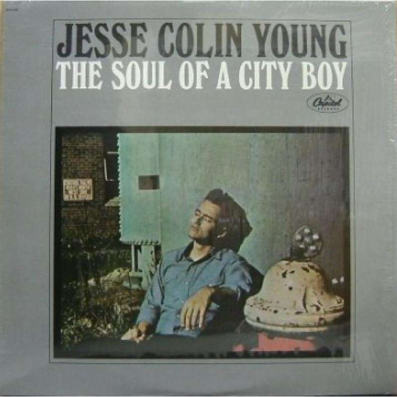 JESSE COLIN YOUNG THE SOUL OF A CITY BOY