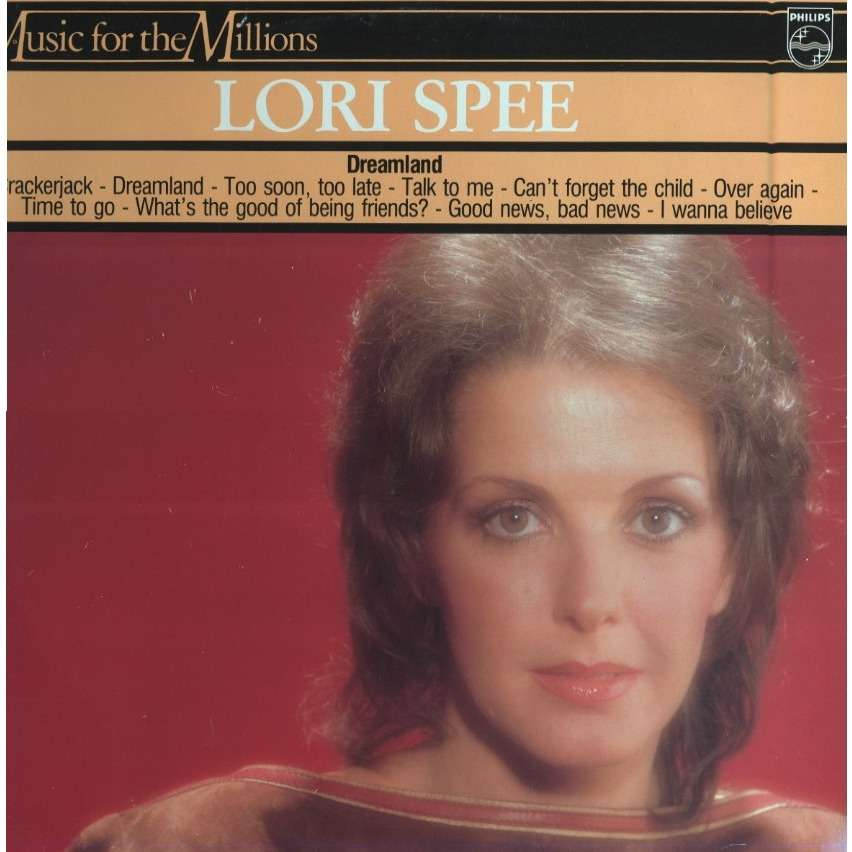 Dreamland by Lori Spee, LP with grigo - Ref:117128823