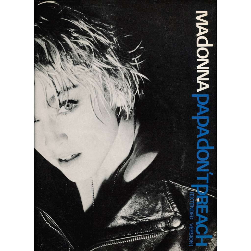 Image result for Madonna- Papa Don't Preach