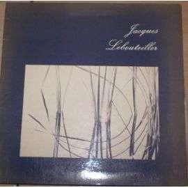 LEBOUTEILLER (Jacques) AU MARAIS / réédition du N° 1   (lp + copie cd)