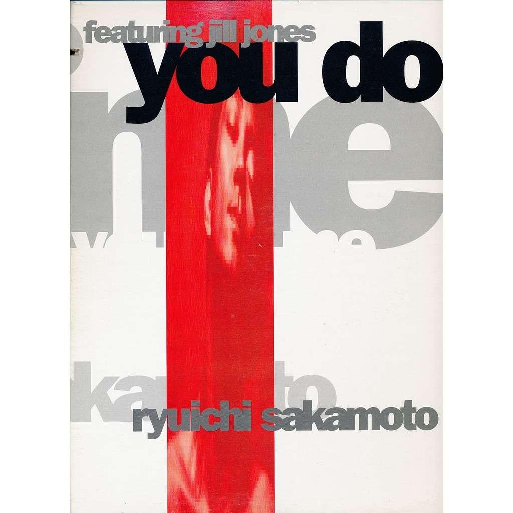 Ryuchi SAKAMOTO - ( Jill Jones ) You do me