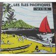 VISA - les iles pacifiques - Maxi 45T
