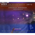 AKP - LIVE IN FRANCE BOOTLEG DVD 2012 (dvd) - DVD