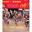 JOSE AGUIRA Y SU ORQUESTA TYPICA - tangos y pasos - 25 cm