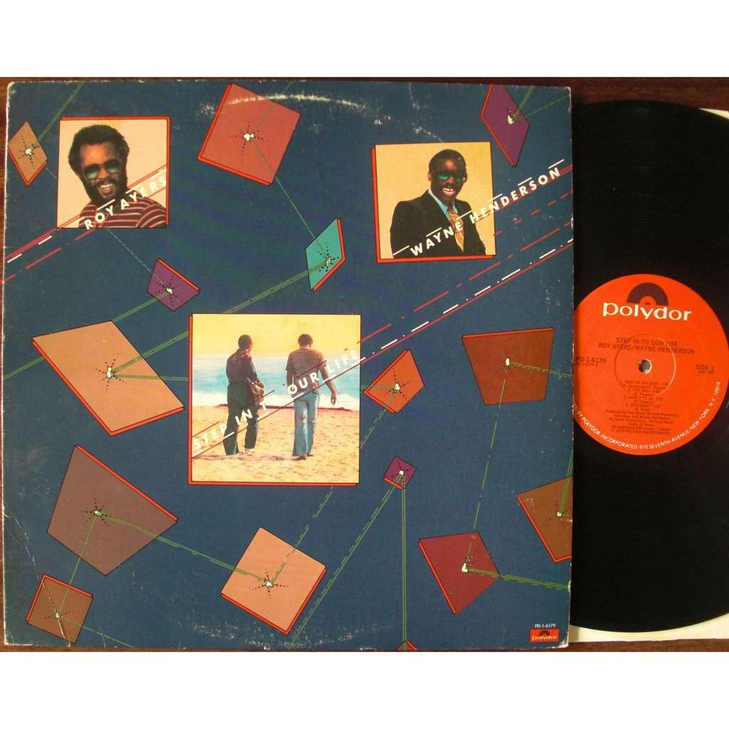 roy ayers & wayne henderson Step In to Our Life