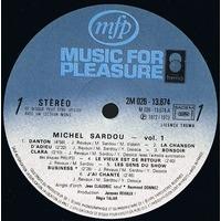 SARDOU MICHEL 1972-1973 : Danton + 11