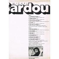 SARDOU MICHEL 1973-1974 : la marche en avant + 10