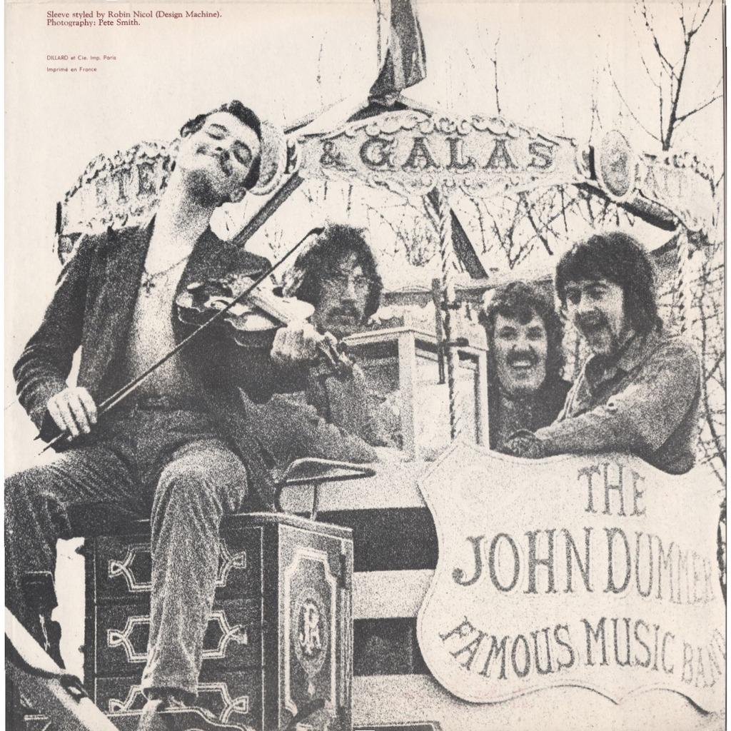 John Dummer Band, The Featuring Nick Pickett - Blue