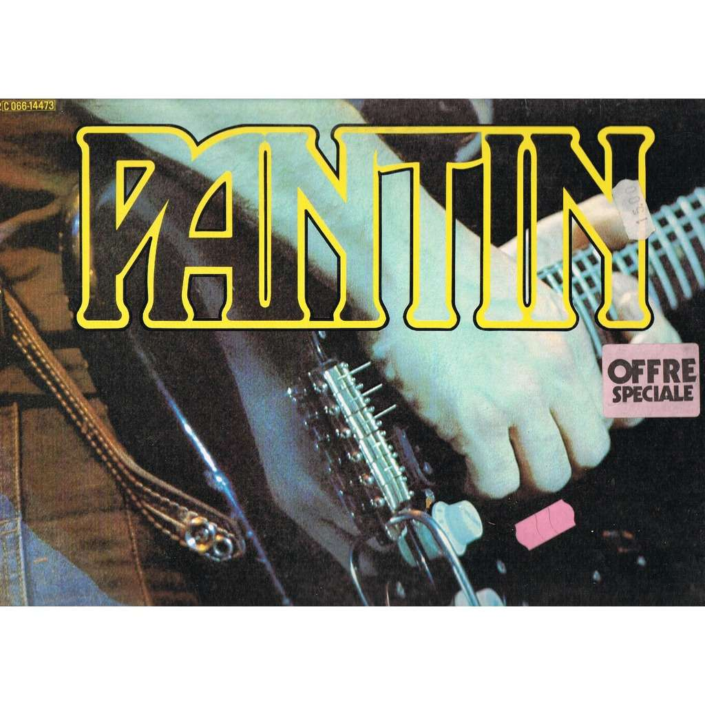 pantin (christian padovan) welcome to the palace