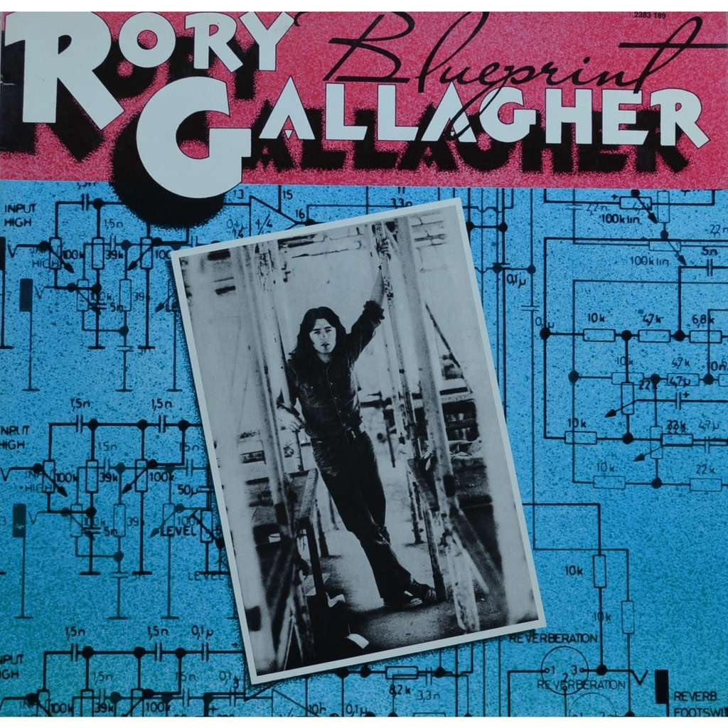 Blueprint by rory gallagher lp with pycvinyl ref117134184 rory gallagher blueprint malvernweather Image collections