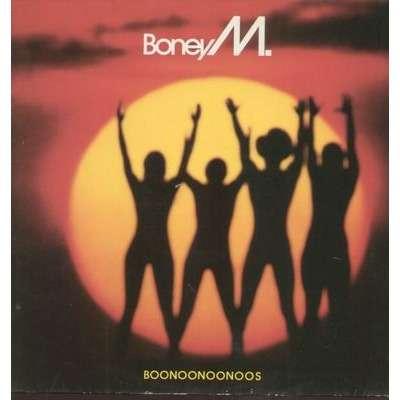 Boney M Boonoonoonoos + POSTER