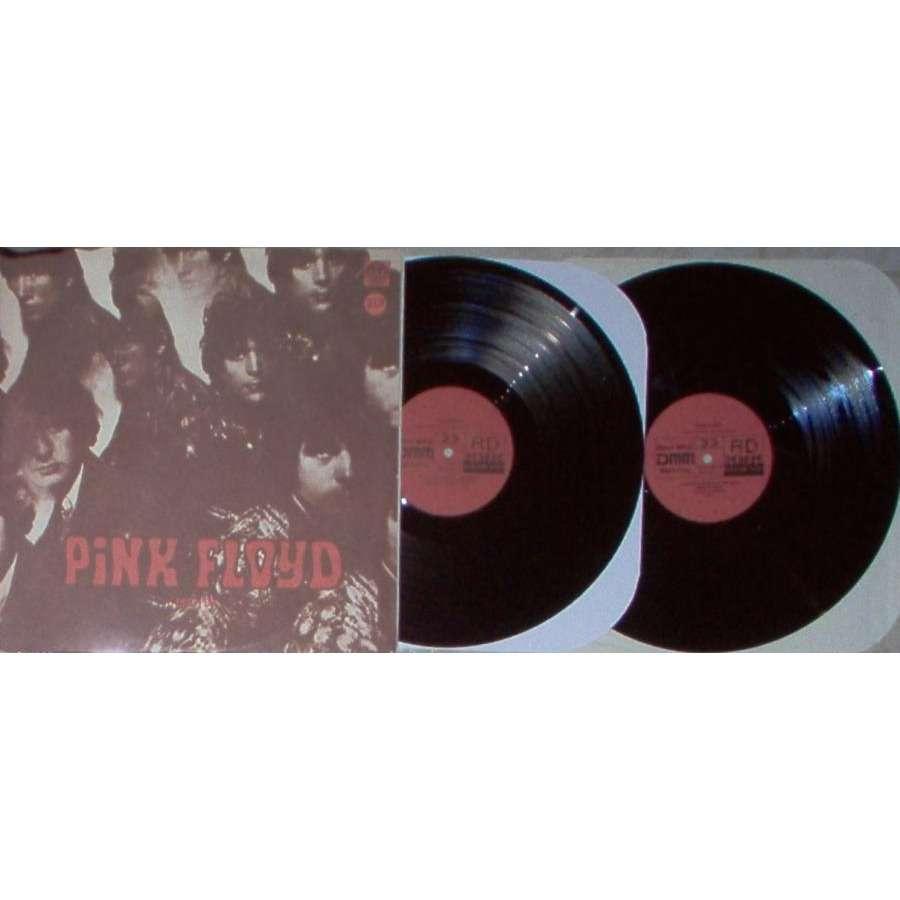 Pink Floyd 1967-68 (A Nice Pair) (Russian 1992 18-trk 2LP set unique gf ps)