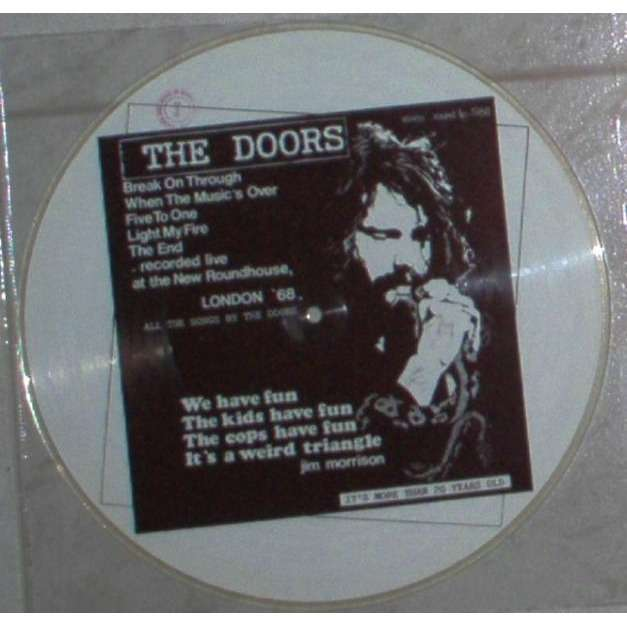 Doors London u002768 (Recorded Live at the New Roundhouse) (Ltd 1000 copies : doors record - pezcame.com