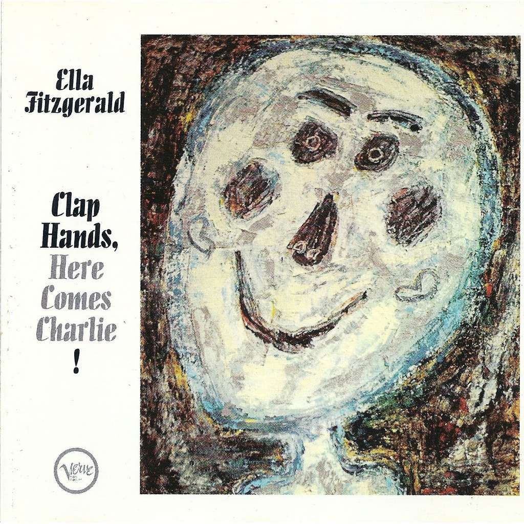 Clap Hands Here Comes Charlie By Ella Fitzgerald Cd