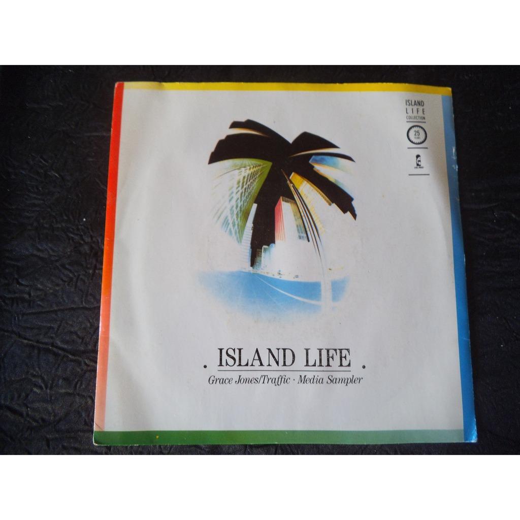 JONES GRACE - TRAFFIC ISLAND LIFE - PROMO