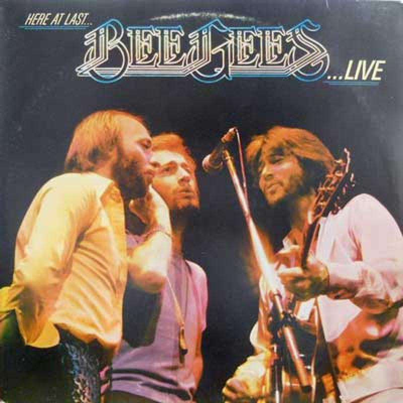bee gees here at last ...