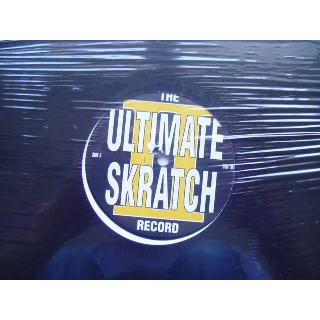 Ultimate Skratch Record II