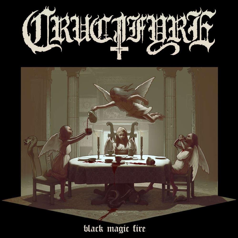 CRUCIFYRE Black Magic Fire