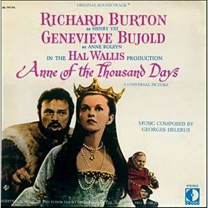 georges delerue Anne Of The Thousand Days