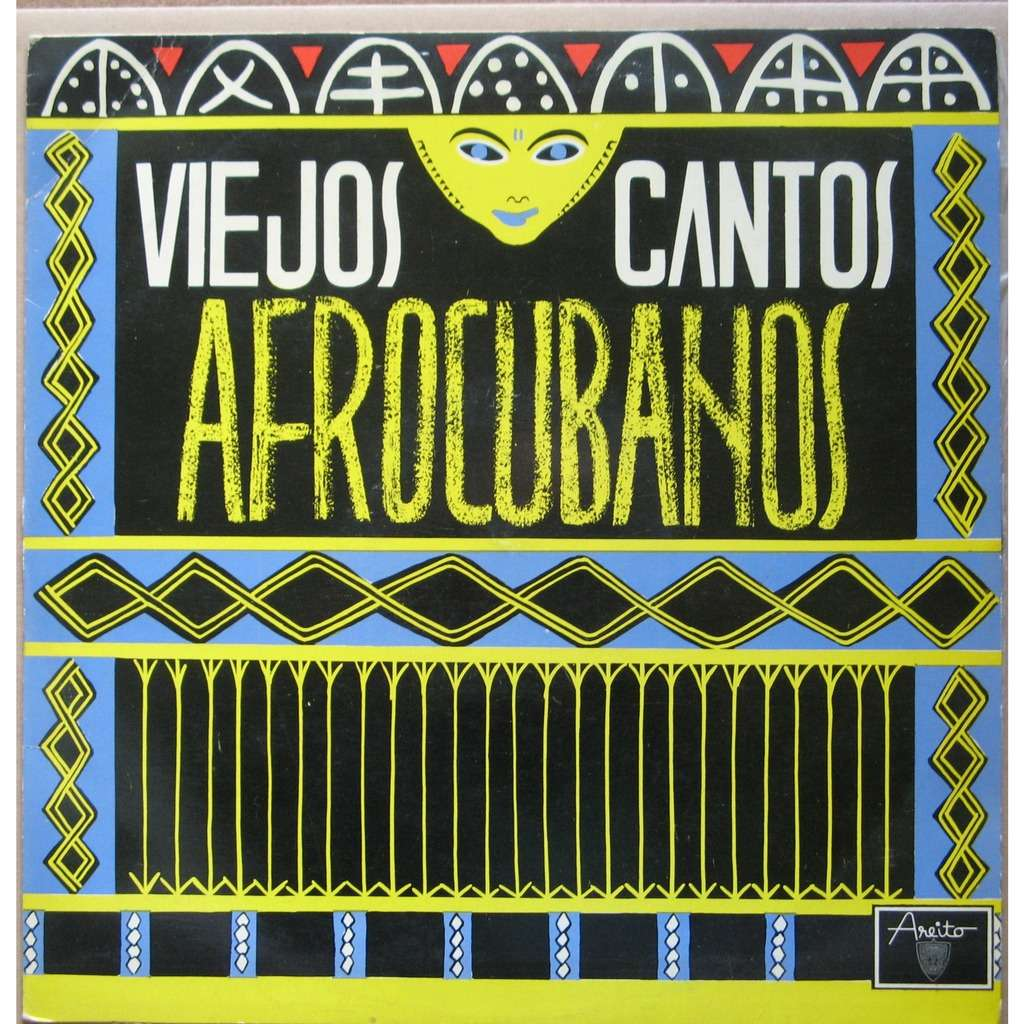 V.A. viejos cantos afrocubanos viejos cantos afrocubanos