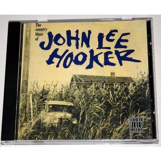 john lee hooker The Country Blues of John Lee Hooker