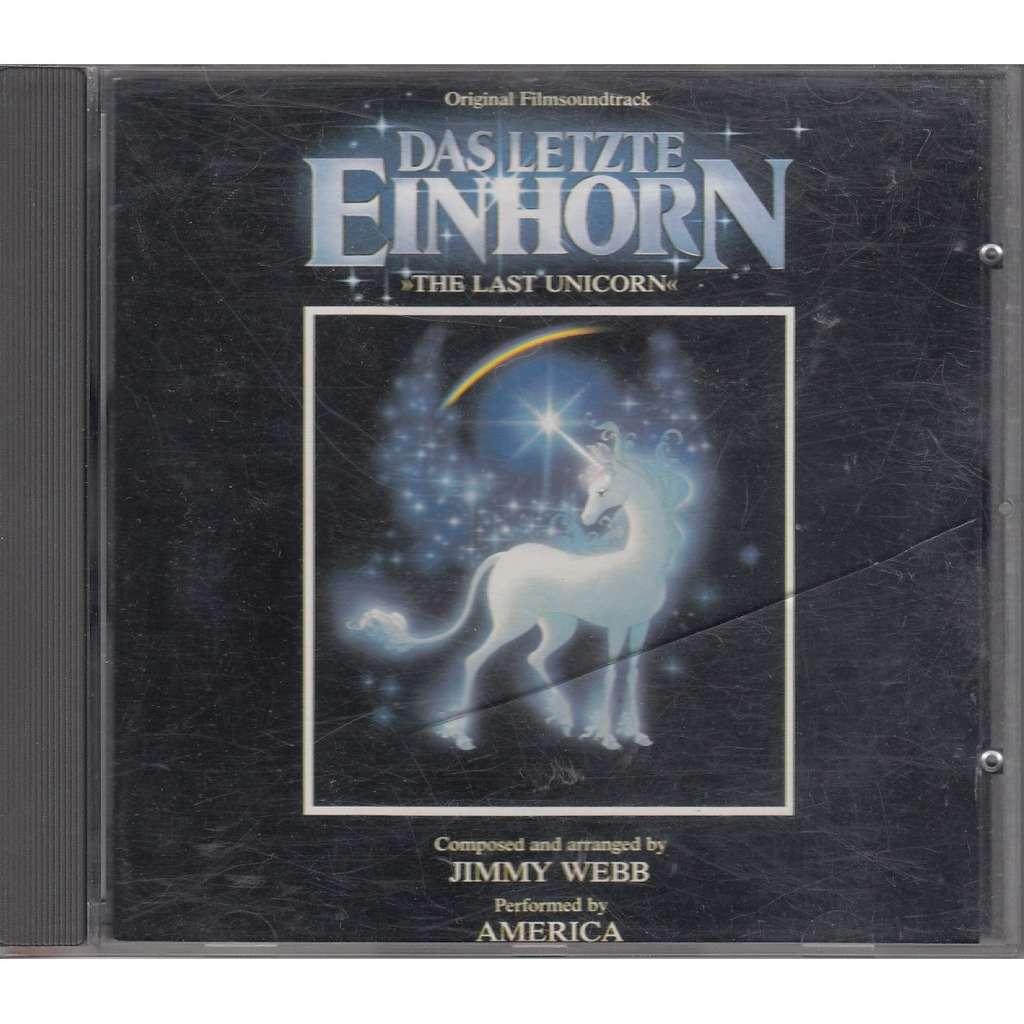 das letzte einhorn the last unicorn