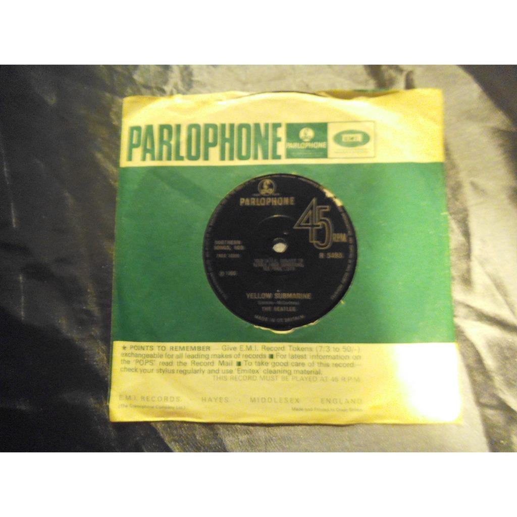 The Beatles Eleanor rigby - Yellow submarine