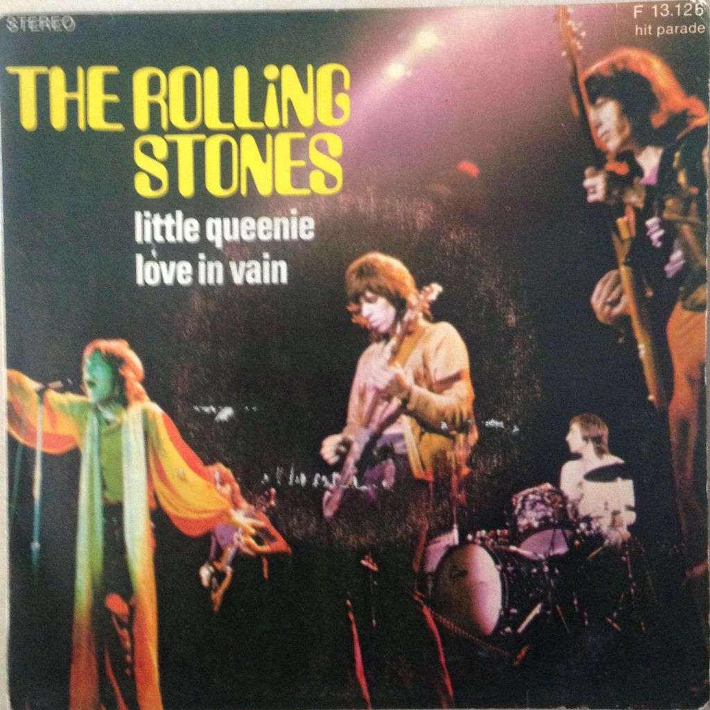 Image result for the rolling stones little queenie images