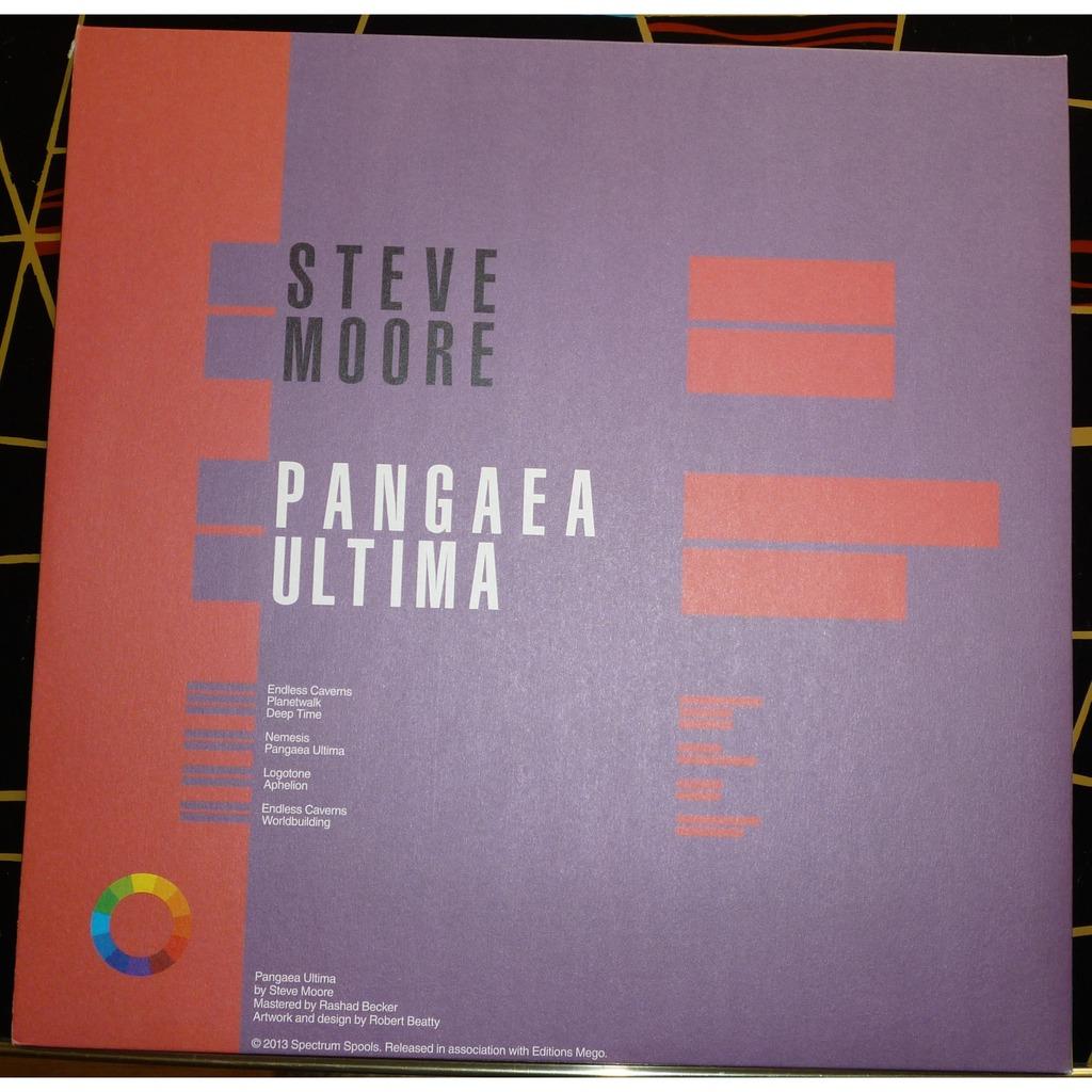Steve Moore Pangaea Ultima