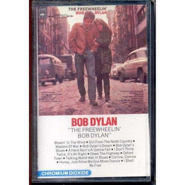 Bob Dylan The Freewheelin' Bob Dylan (Holland 1975 13-trk Cassette full ps)