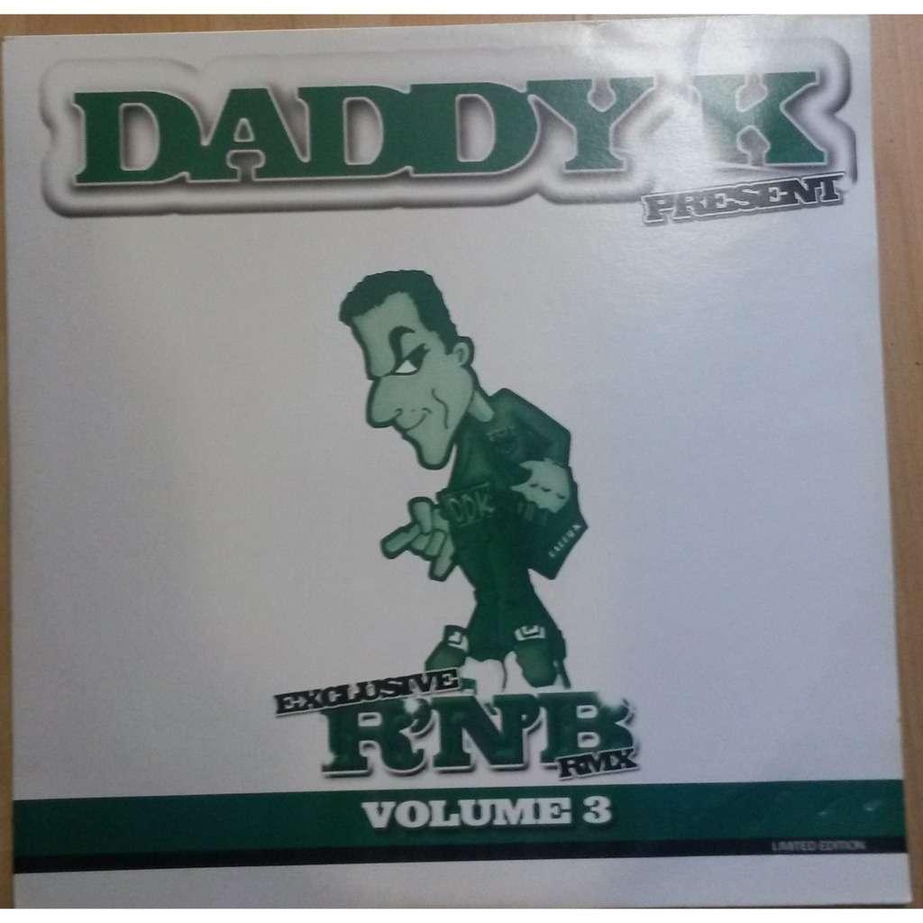 Daddy K Daddy K volume 3